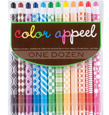 ooly color appeel crayon sticks (set of 12)