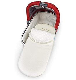 Uppababy UPPAbaby bassinet mattress cover, natural