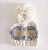 the blueberry hill ski goggles hat