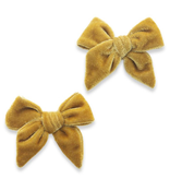 baby bling bb bow clip - P-55771