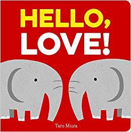 hachette hello, love!