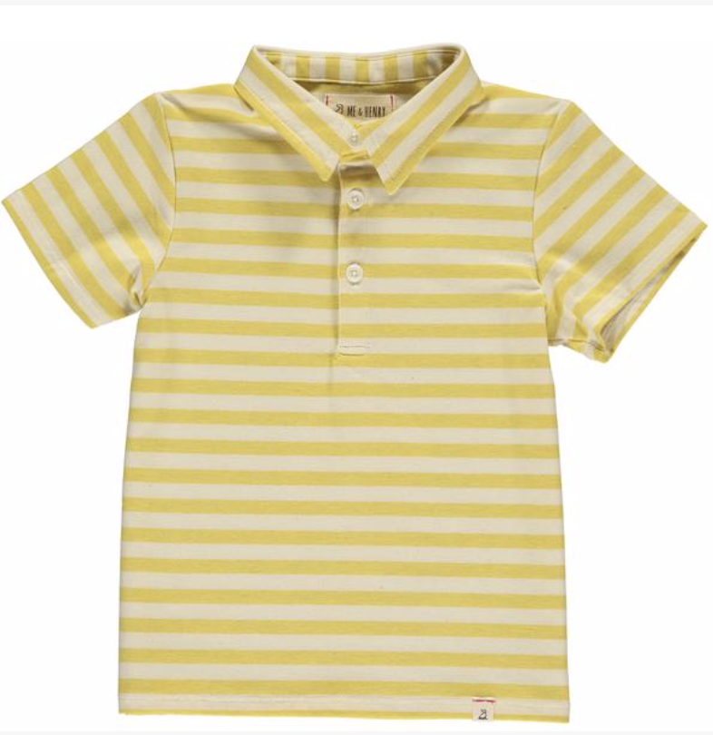 me & henry me & henry polo shirt - P-57987