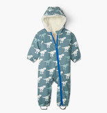 Hatley hatley sherpa lined baby bundler