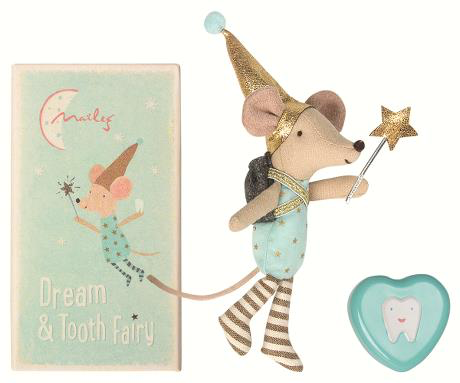 Maileg maileg tooth fairy mouse, boy