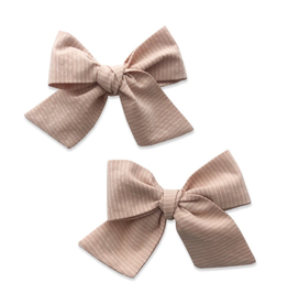 baby bling bb bow clip - P-60344