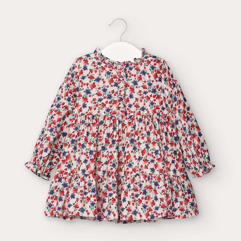 Mayoral **sale** mayoral printed dress