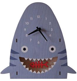 modern moose modern moose shark pendulum clock