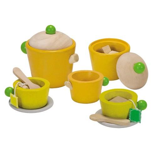 plan toys (faire) plantoys tea set 3y+