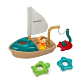 plan toys (faire) plantoys activity boat 2y+