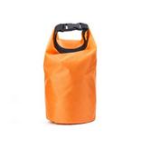 kikkerland waterproof dry bag, orange
