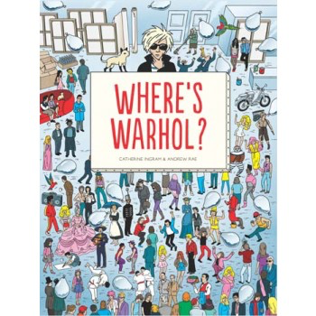 hachette where's warhol?
