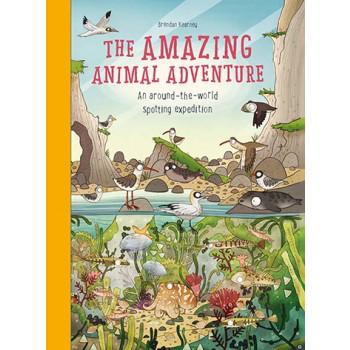 hachette the amazing animal adventure