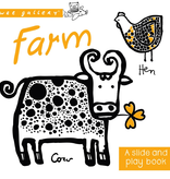 Quarto Publishing Group USA wee gallery: farm, a slide and play book