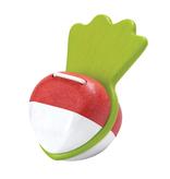 plan toys (faire) plantoys beetroot clapper 12m+