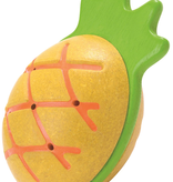plan toys (faire) plantoys pineapple maraca 12m+
