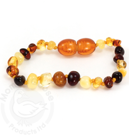 momma goose products ltd. momma goose baltic amber bracelet