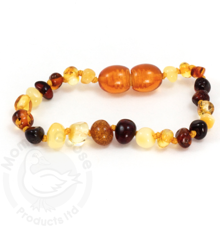 momma goose products ltd. momma goose baltic amber bracelet