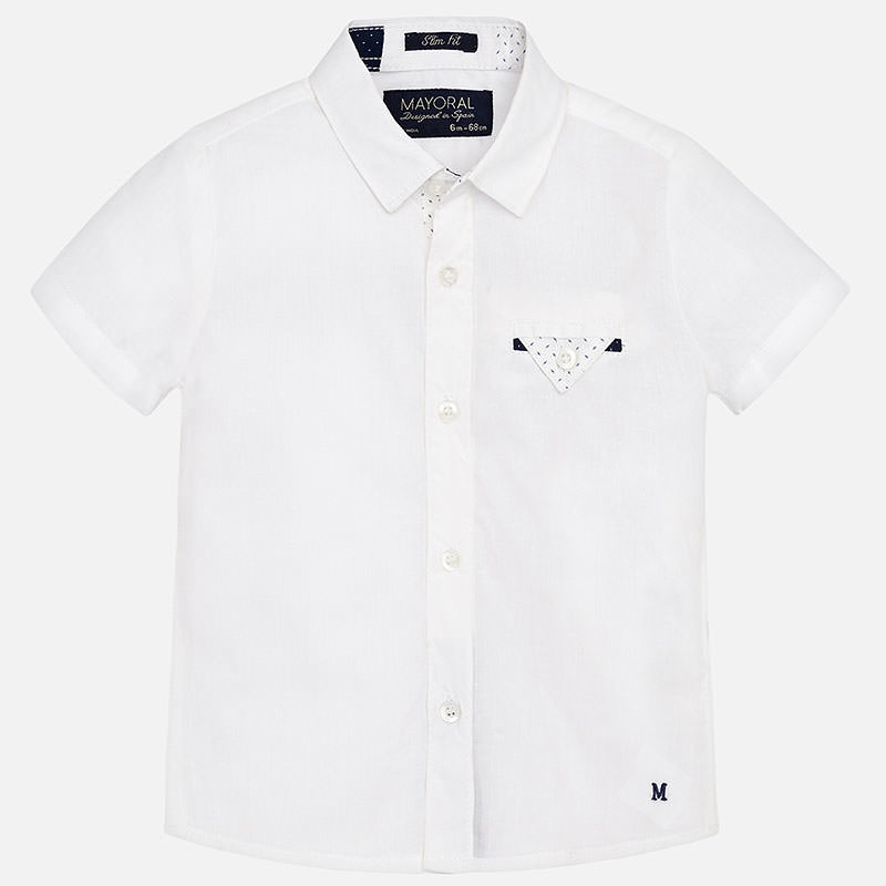 Mayoral ss buttondown - P-32262