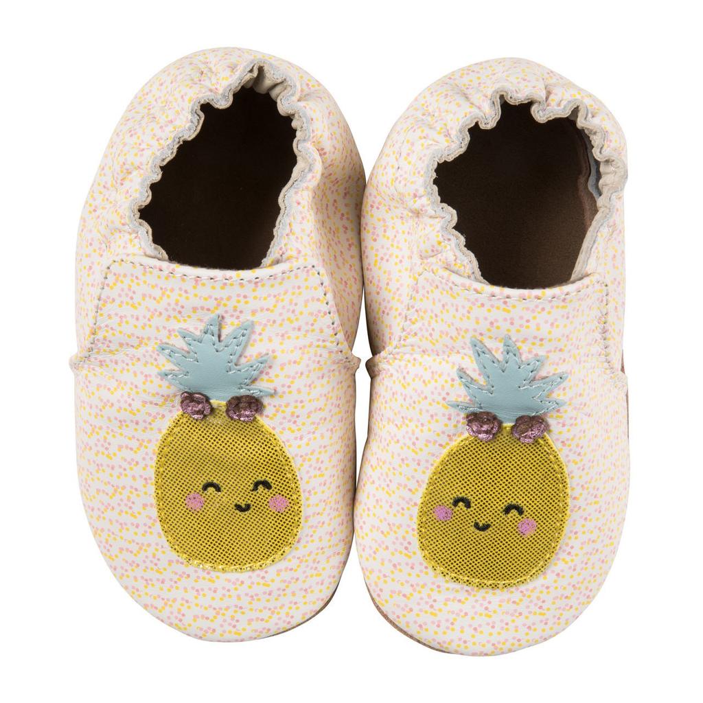 robeez robeez happy fruit shoes