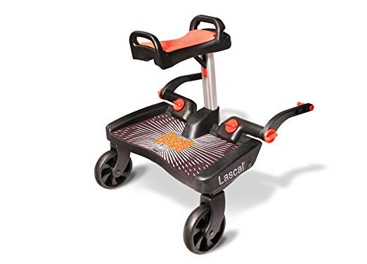 regal lager universal stroller board with saddle