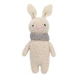 cheengoo (faire) hand crocheted doll