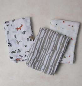 little unicorn little unicorn cotton muslin swaddle