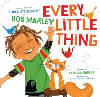 """hachette every little thing - based on """"three little birds"""" by bob marley"""