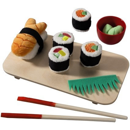 Haba haba sushi set 3yrs+