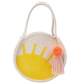 meri meri meri meri sun style woven rope bag