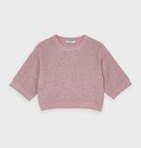 Mayoral mayoral 3/4 sparkle sweater