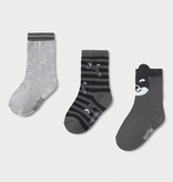 Mayoral mayoral socks, 3 pair - P-60626
