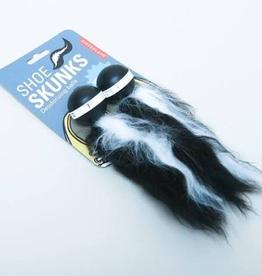 kikkerland shoe skunks, set of 2