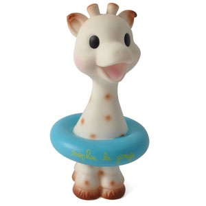 Calisson sophie the giraffe bath toy