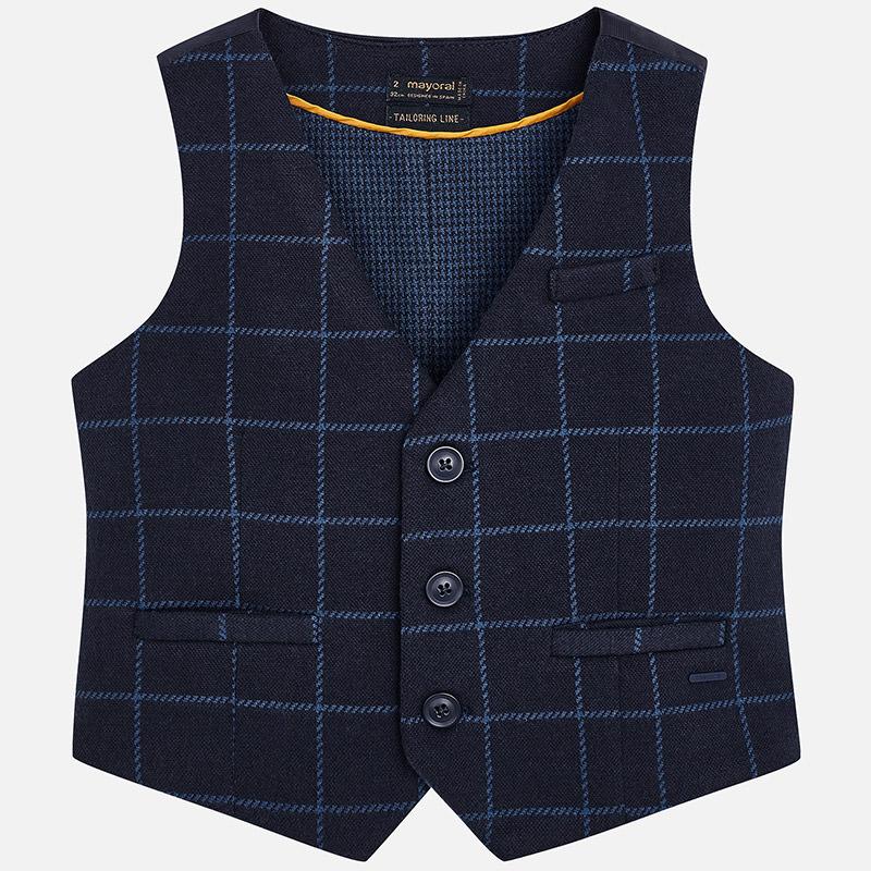 Mayoral mayoral dressy vest - P-45448