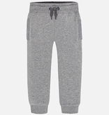 Mayoral mayoral cuffed fleece trousers