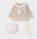 Mayoral mayoral sweater set
