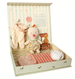 Maileg maileg ginger baby room playset