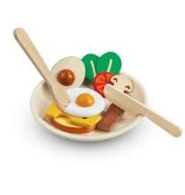plan toys (faire) plantoys breakfast set 2y+