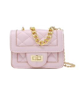 zomi gems quilted bag - P-62698