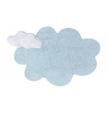 """lorena canals lorena canals washable puffy dream rug, blue, 3'7"""" x 5'7"""""""