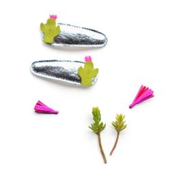 Hello shiso hello shiso cactus clips