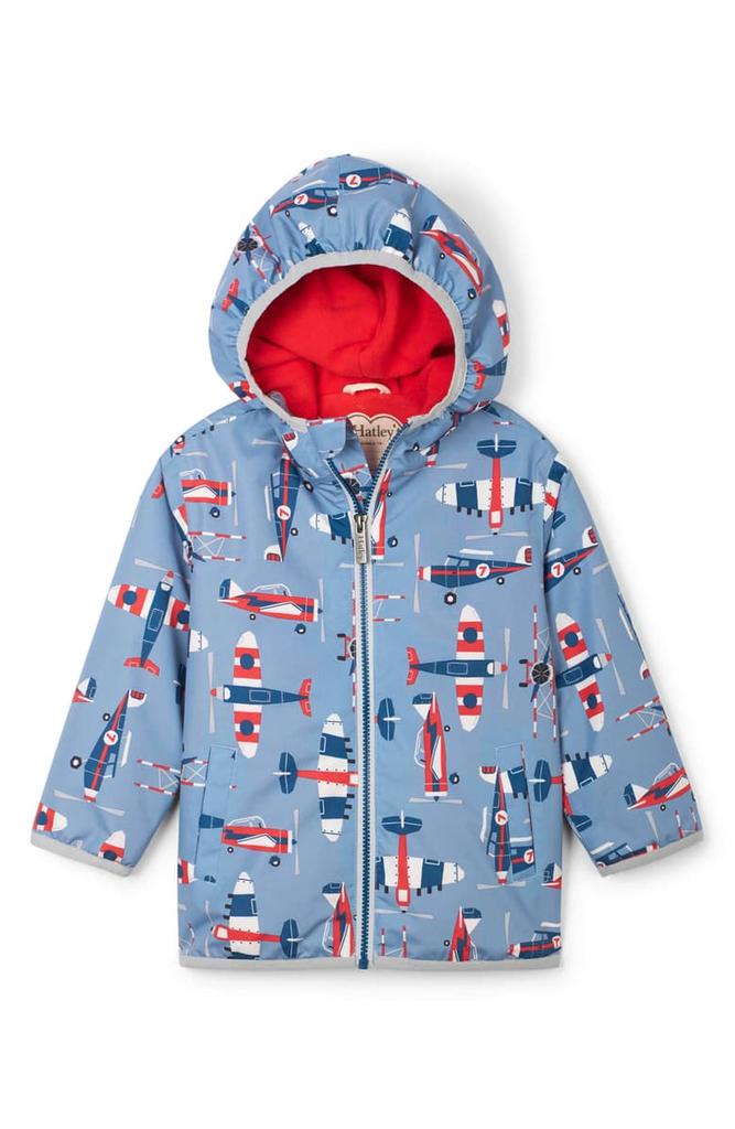 Hatley hatley microfiber rain coat