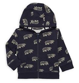 Hatley hatley baby reversible hoodie