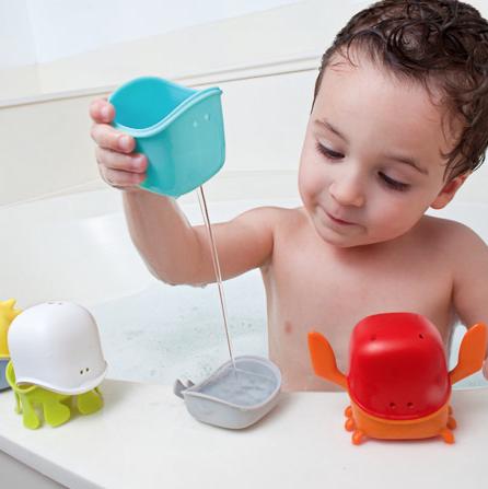 Boon boon creatures bath toys