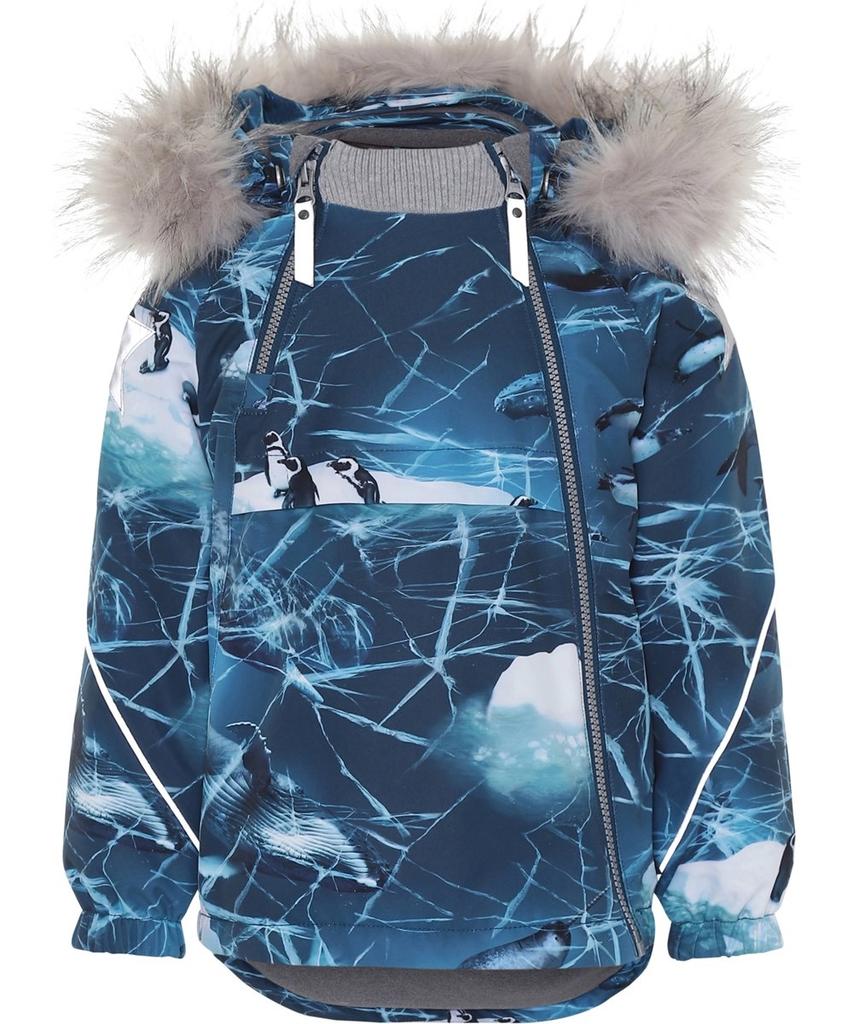 molo molo hopla fur jacket