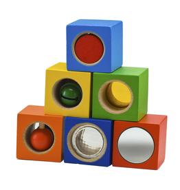 Haba haba stack & learn blocks 12m+