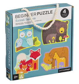 Petit Collage beginner puzzle