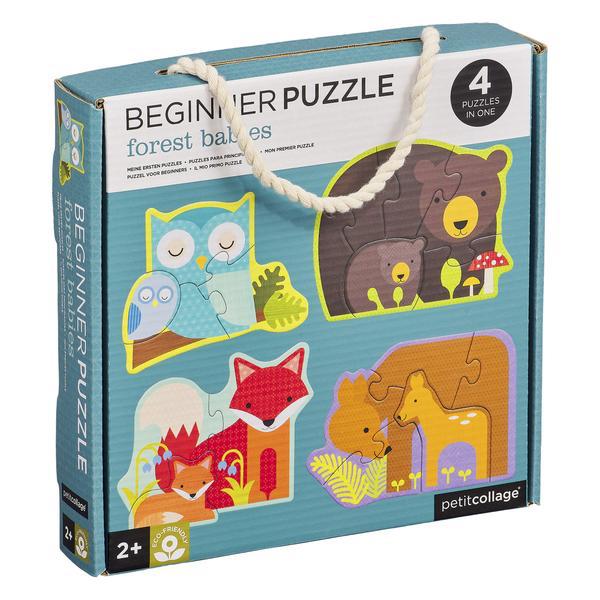 Petit Collage beginner puzzle