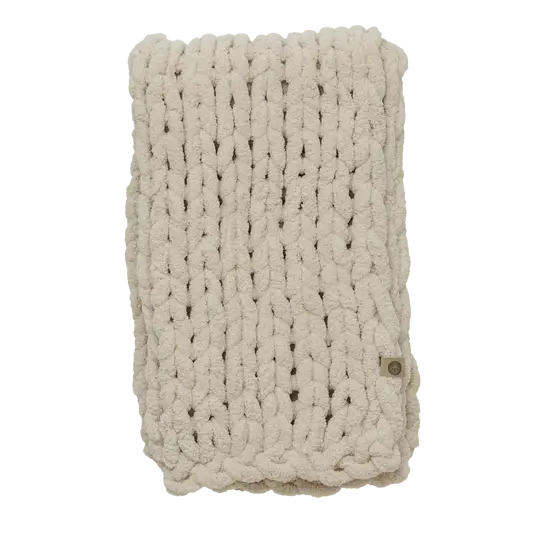 big lovie (faire) big lovie chunky blanket - P-61454
