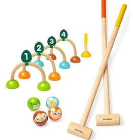 plan toys (faire) plantoys croquet 3y+